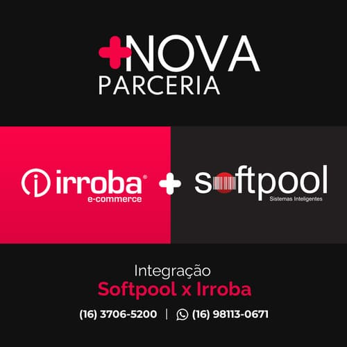 Integrador SOFTPOOL x IRROBA