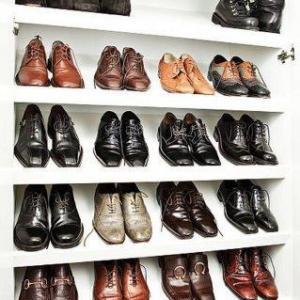 Controle de estoque de calçados